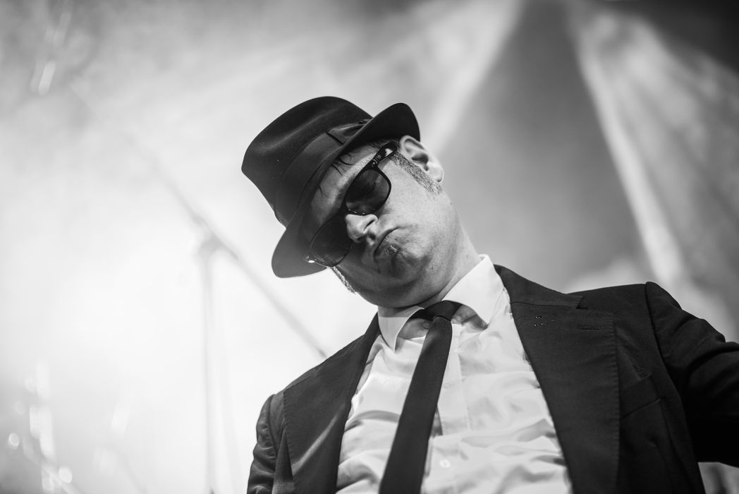 The Fantabulous Blues Brothers live in der Alten Molkerei in Bocholt