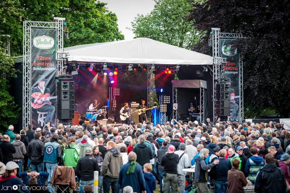 Grolsch Blues Festival 2015 in Schöppingen