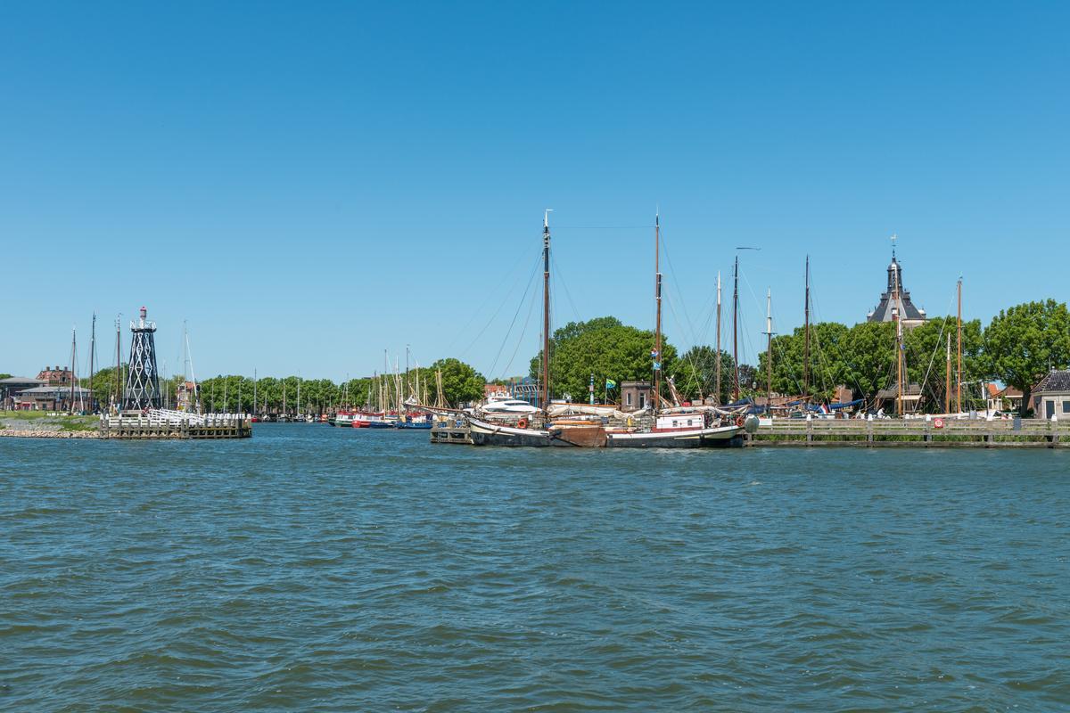 Ijsselmeer Segeltour 2015