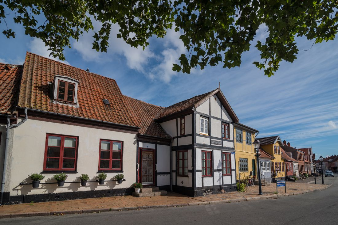 Nordfünen in Dänemark - North Fyn Denmark