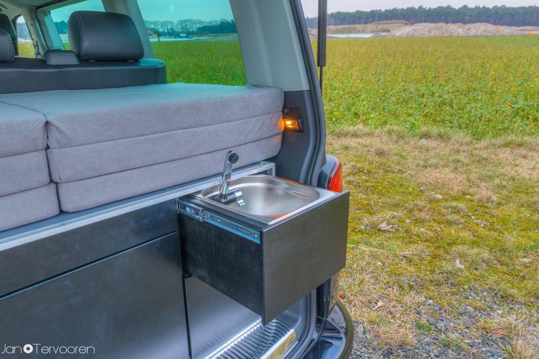 VW T5 Multivan als Camper Jan Tervooren | Fotograf | Delta Digital