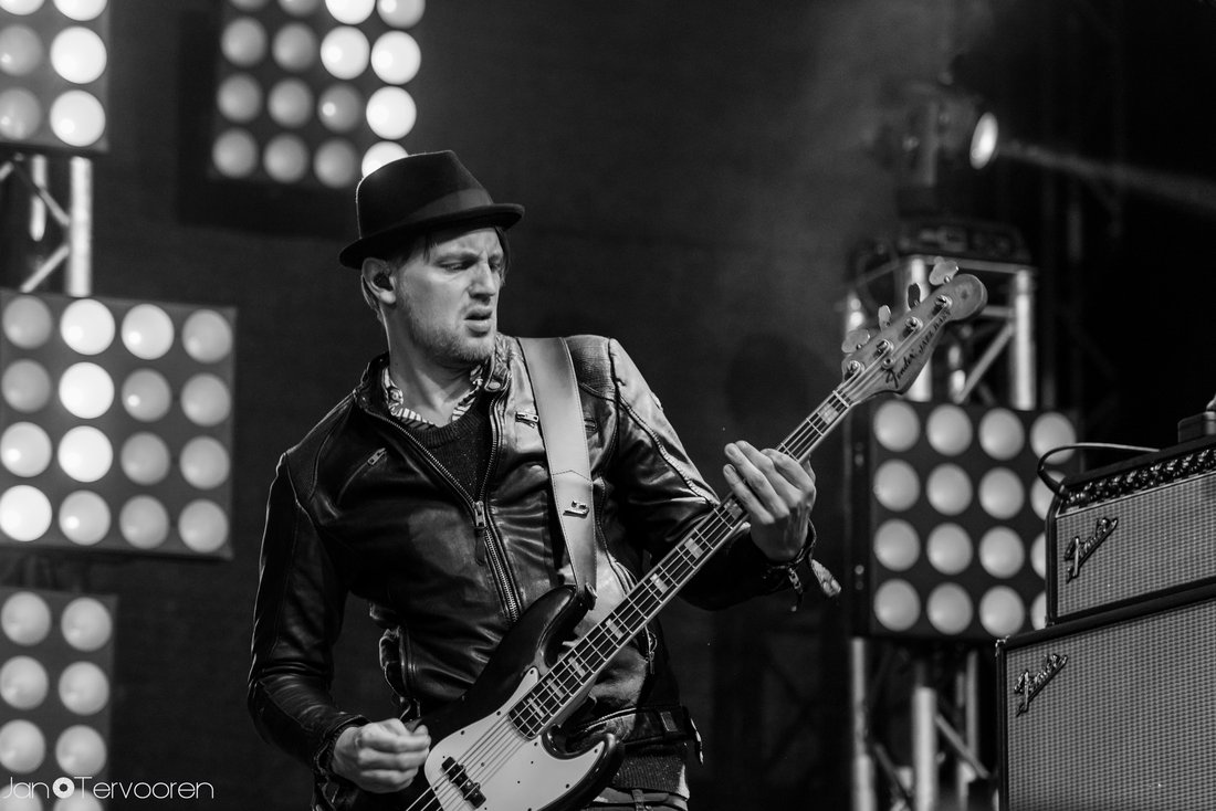 25. Grolsch Blues Festival | Open Air Konzert über Pfingsten 2016 in Schöppingen (c) by Jan Tervooren