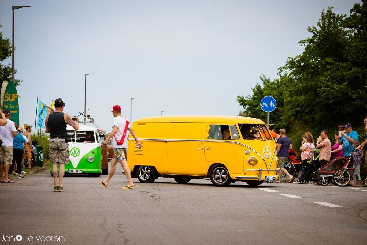 Midsummer Bulli Festival 2016 auf Fehmarn