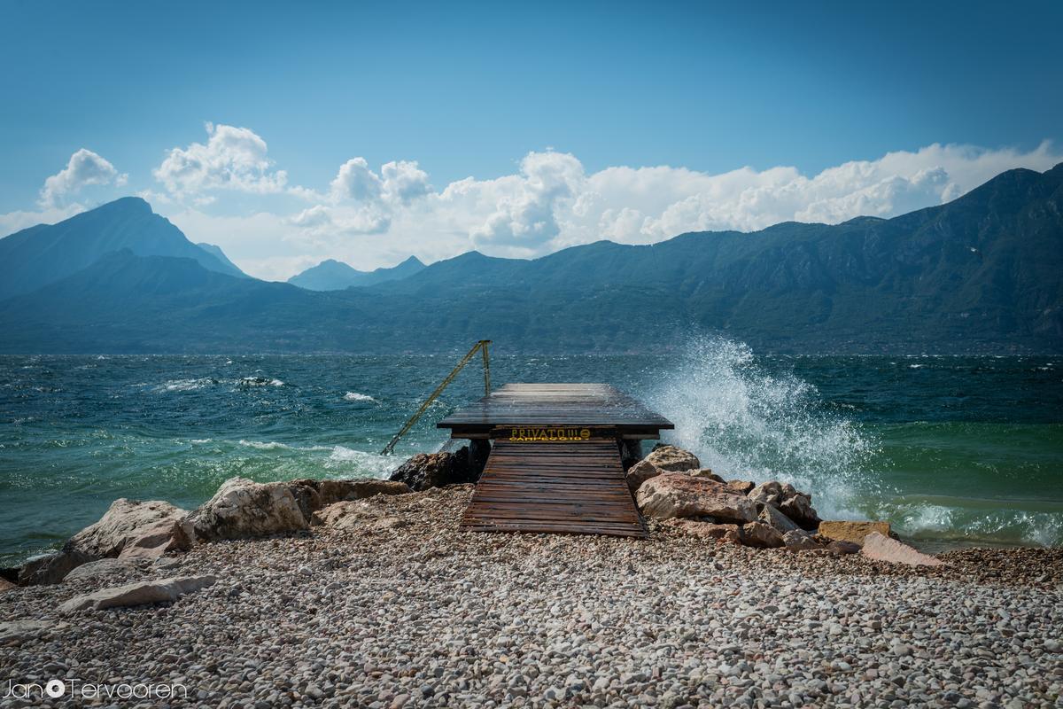 Camping-Urlaub 2016 Lago di Garda - Italien Opatija - Kroatien