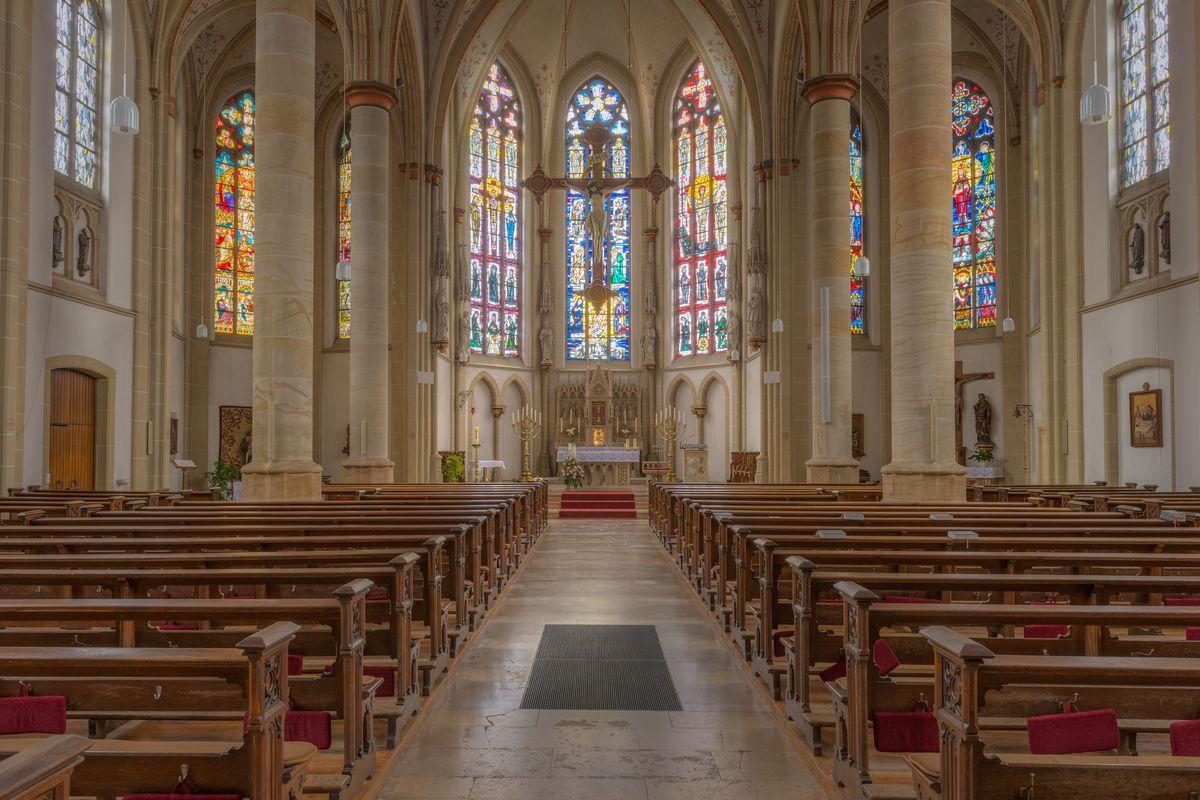 St. Ludgerus Kirche in Borken Weseke